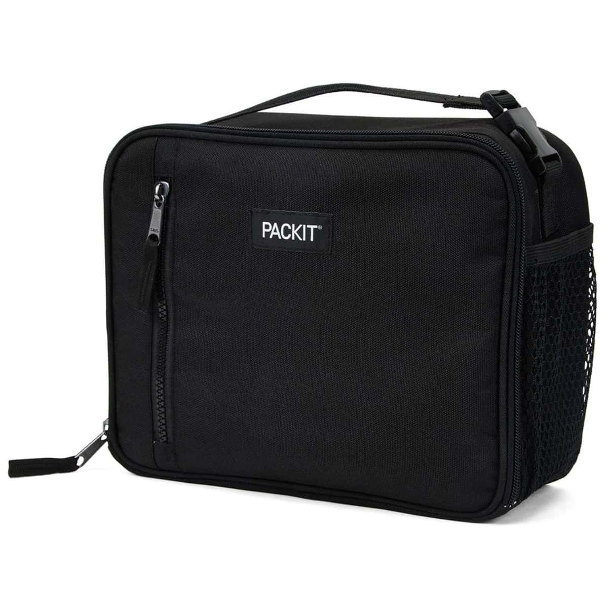 Packit Freezable Classic Lunch Box Køletaske - Sort