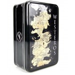 Half Moon Bay - Tin Lunch Box Westeros madkasse