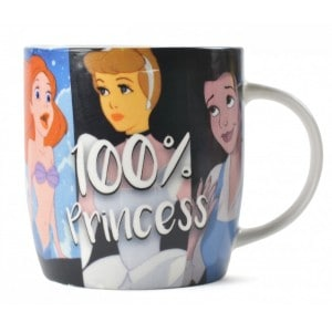 Half Moon Bay - Mug Disney 100% Princess