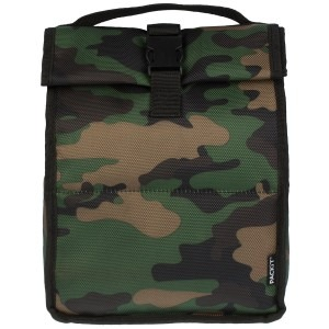 Packit Freezable Rolltop Lunch Bag - Camo